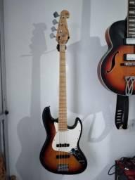 OFERTA!!! Baixo Sx Vintage séries Jazz Bass! Aceito trocas e cartão comprar usado  São Paulo