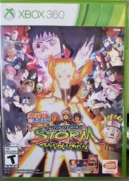 Jogo XBOX 360 Usado - Naruto Hippuden: Ultimate Ninja Storm Revolution comprar usado  Niterói