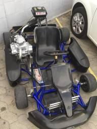Kart 125cc comprar usado  Linhares