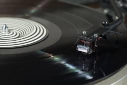 Conversão de vinil para CD. Equipamento próprio
