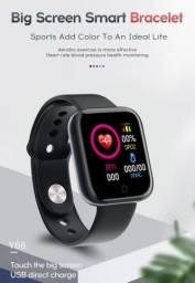 Smartwatch Y68 lote 50 unidades