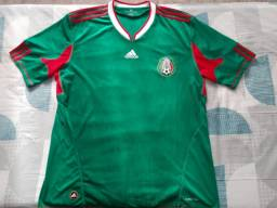 Camisa México 2010 Tam. GG