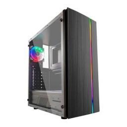 Gabinete Pixxo Htx910 Rainbow Htx910b