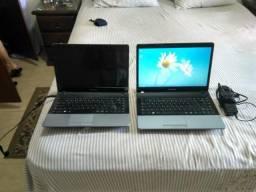2 Notebooks Samsung E300 leia com atenção comprar usado  Rio de Janeiro