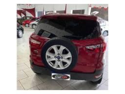 Ford ecosport 1.6 titanium 16v flex 4 portas manual ano 2013