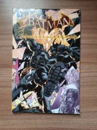 Batman Origens do Arkham - HQ DC Comics