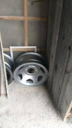 Vendo 4 rodas GM D20
