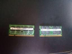 Memória DDR2 Positivo para notebook
