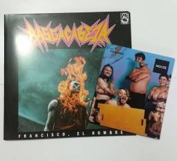 Lp Francisco El Hombre - Rasgacabeza + Revista Noize