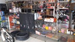 Oficina de moto completa para motos até 300cc com peças de giro rápido