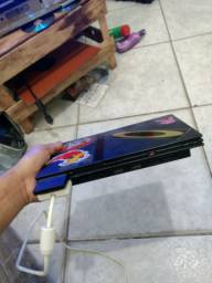 Vendo PlayStation 2 , tv , geladeira