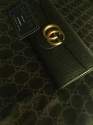 Carteira e porta cartão da Gucci