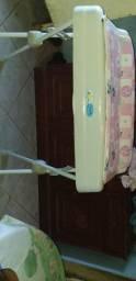 Banheira para bebê + trocador! BARATO
