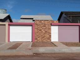 R$ 165 mil reais Financiamento de casa Castanhal 2 quartos com suite e um social banheiro