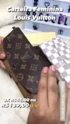 Louis Vuitton carteira de mão - Grife