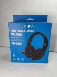Fone Gamer Inova FON-8499