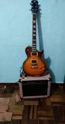 Kit guitarra sx , caixa borne , pedal... LEIA!!