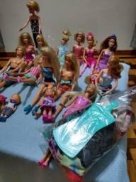 Barbie-lote (bom estado de conservação)