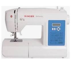Máquina de costura singer brillance