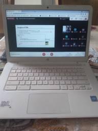 Notebook da Chrome