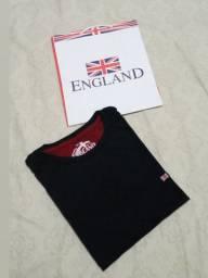 Camisas ENGLAND originais