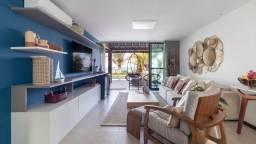 Título do anúncio: Elt-Casa Bangalô Mobiliado Beira Mar Alto Luxo