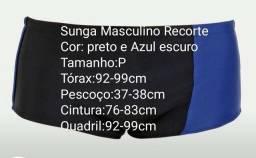 Título do anúncio: NOVO !! Sunga Masculino Recorte / Boxer Marisa (Tamanho P)