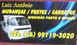 Carreto Ribeirão Preto