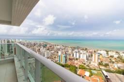 Apartamento para venda possui 110m², 3 quartos em Altiplano Cabo Branco, João Pessoa - PB.