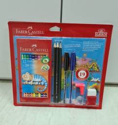 Kit Faber-Castell nunca usado