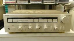 Raro amplificador Denon pma 757 Impecável