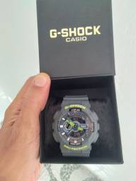 Relógio Casio G-Shock GA-110 (A prova d'água)