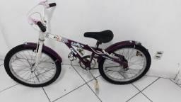 Bike caloi feminina