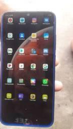 Xiaomi Redmi Note 8 troco em iPhone 7 ou 8 plus