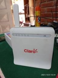 Título do anúncio: ZTE mf253L modem 4g desbloqueado