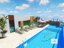 Apartamento à venda, 2 quartos, 2 vagas, Ponta da Terra - Maceió/AL