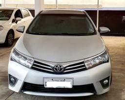 Título do anúncio: Toyota Corolla Segundo dono