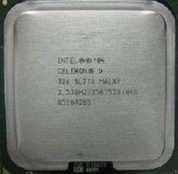 Processador Intel D 326 2,53Ghz 533Mhz LGA 775