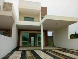 Casa duplex com 4 quartos, em rua privativa na planta, pertinho de messejana #ce11