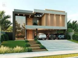 Casa no Alphaville Fortaleza com 407m² e 5 suítes