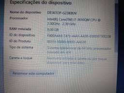NOTEBOOK HP PAVILION - CORE I7