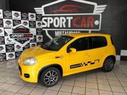 Fiat uno sport -2012 Ùnico dono  5 mil de entrada