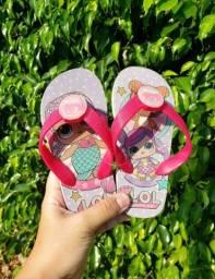 ATACADO - Sandálias Infantis