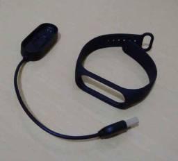 Kit: carregador + pulseira: miband4