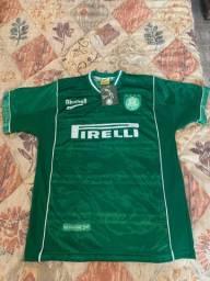 Camisa oficial do Palmeiras ano 2001 Raridade