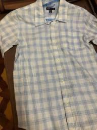 camisa gap 10-11 anos, nova