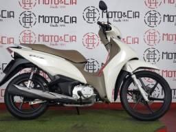 Honda Biz 125 2019 2019 Branca