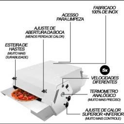 Forno Pizza Esteira