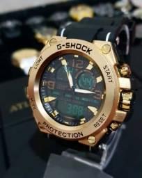 Relógio G-SHOCK STEEL METAL