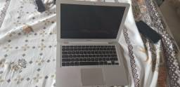 Título do anúncio: Macbook Air 2009 ( troco iphone 8 plus)